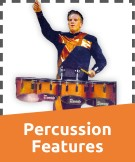 Percussion Features
