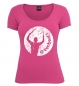 Damen greenbeats-Shirt | pink
