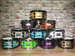 greenbeats Custom Snare Drums