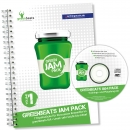 GREEN JAM PACK - Vol. 1 | inkl. CD
