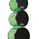 Bass Drum Tower | greenbeats | drehbar, Magnet-gebremst