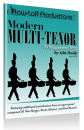 MODERN MULTI- TENOR-TECHNIQUES AND SOLOS Buch