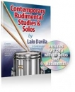 CONTEMORARY RUDIMENTAL STUDIES & SOLOS Buch+CD